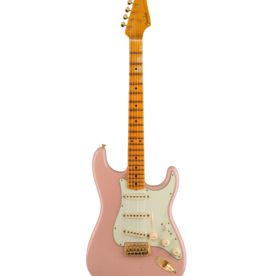 Fender Custom Shop Fender Custom Shop Limited Edition '62 Bone Tone Stratocaster® Journeyman Relic®, Maple Fingerboard, Dirty Shell Pink