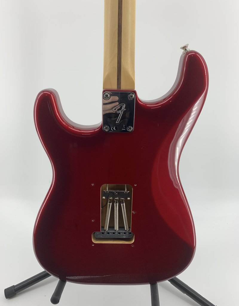 Fender Used 2019 Fender FSR Limited Edition Player Stratocaster HSS, Candy Red Burst