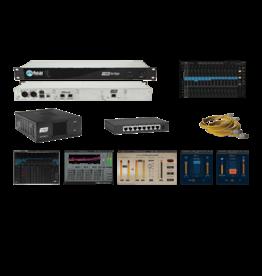 Waves Waves Audio WSG Bridge Server One-C SuperRack Combo for Dante