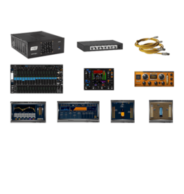 Waves Waves Audio Server One-C Combo