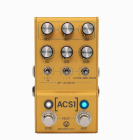 Walrus Audio Walrus Audio MAKO Series: ACS1 Amp + Cab Simulator