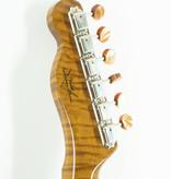 Fender Custom Shop Fender Custom Shop #36 ARTISAN P90 KOA TELECASTER® - NOS, AGED NATURAL