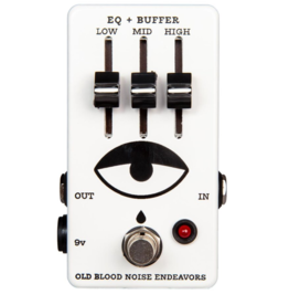 Old Blood Nose Endeavors Old Blood Noise Endeavors 3 BAND EQ + BUFFER W/ SLIDERS