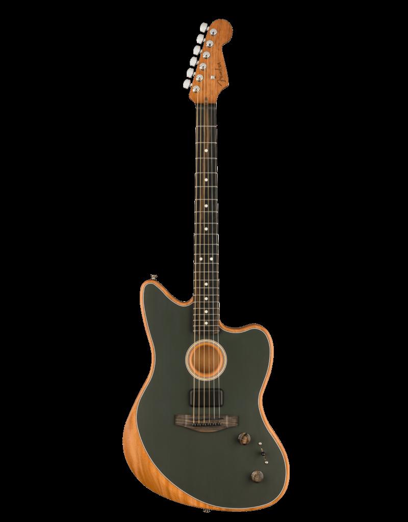 Fender Fender  American Acoustasonic® Jazzmaster®, Tungsten