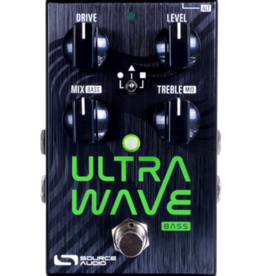 Source Audio Source Audio ULTRAWAVE MULTIBAND BASS PROCESSOR