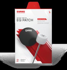 Evans Evans EQ PATCH Black Nylon Single Patch
