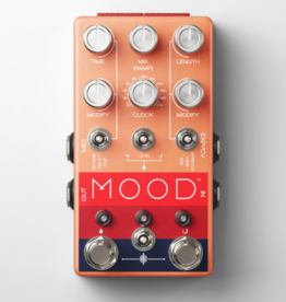 Chase Bliss Audio Chase Bliss MOOD Micro-looper and delay with whimsy