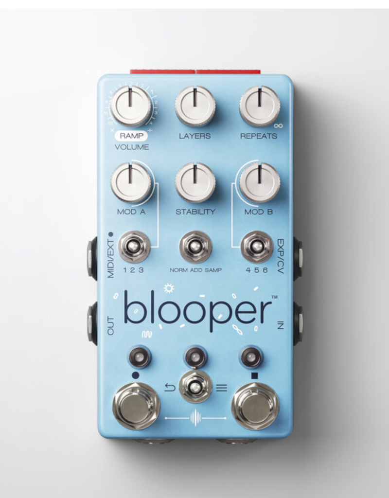 Chase Bliss Audio Chase Bliss Blooper Bottomless Looper