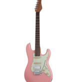 Schecter Nick Johnston Traditional H/S/S Atomic Coral