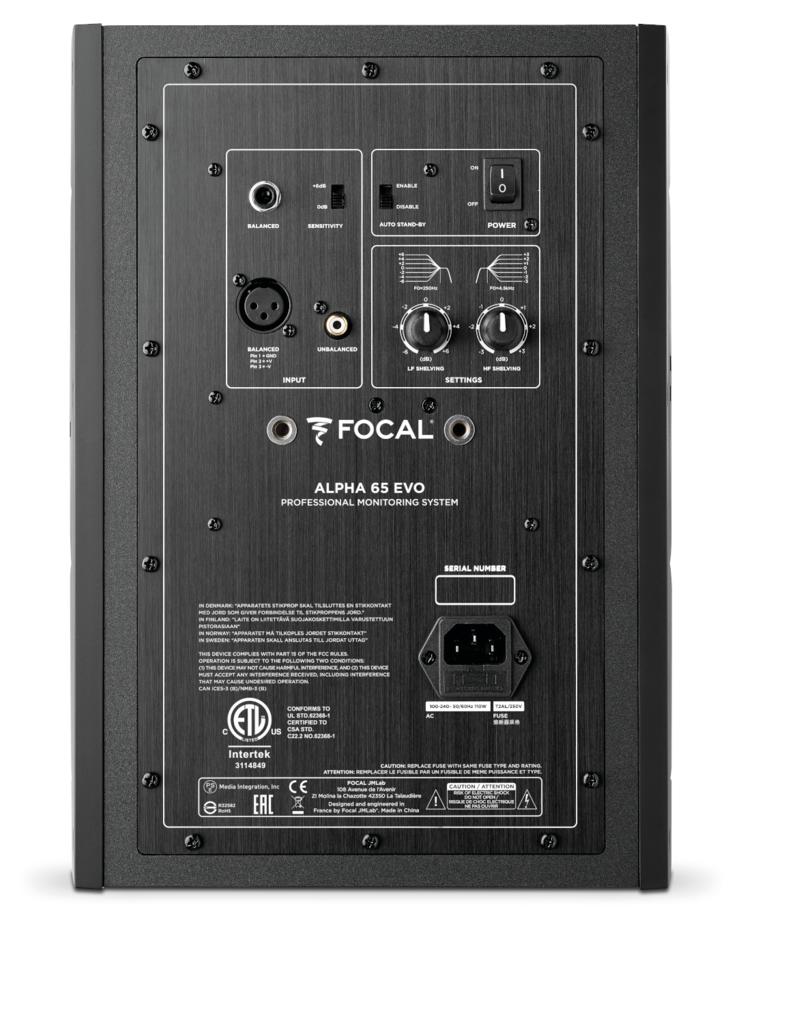 Focal Focal Focal Alpha 65 Evo (ea)