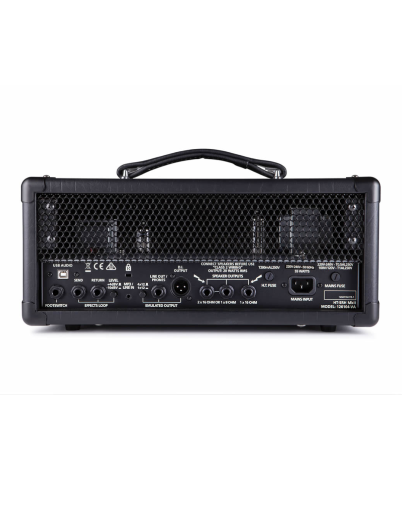 Blackstar HT-5R MkII - 5 Watt Head with Reverb
