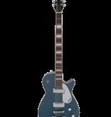 Gretsch Gretsch G5260 Electromatic® Jet™ Baritone with V-Stoptail, Laurel Fingerboard, Jade Grey Metallic