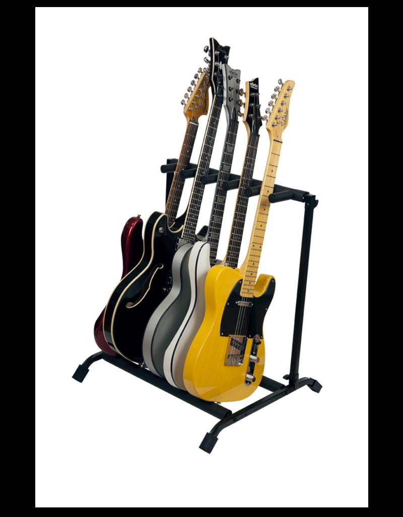 Gator Gator Guitar Rack Stand, 5X