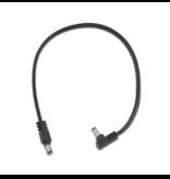 RockBoard RockBoard Flat Power Cable, angled/straight, 30 cm