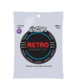 Martin Martin RETRO® ACOUSTIC GUITAR STRINGS Custom Light