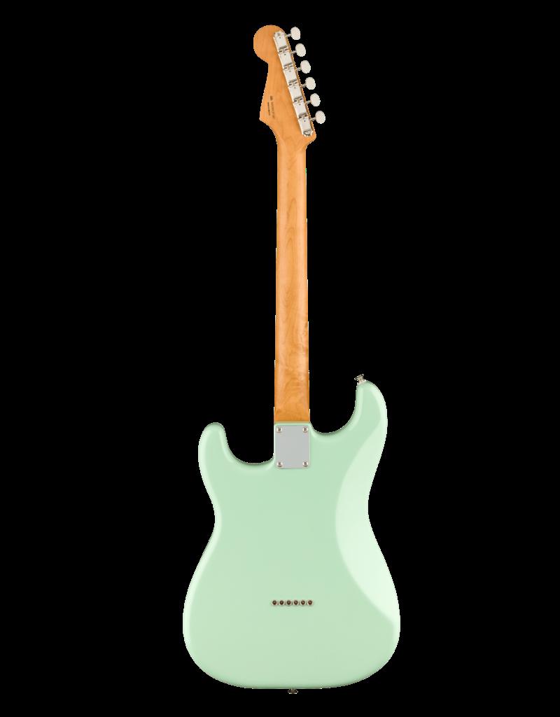 Fender Fender Noventa Stratocaster®, Maple Fingerboard, Surf Green