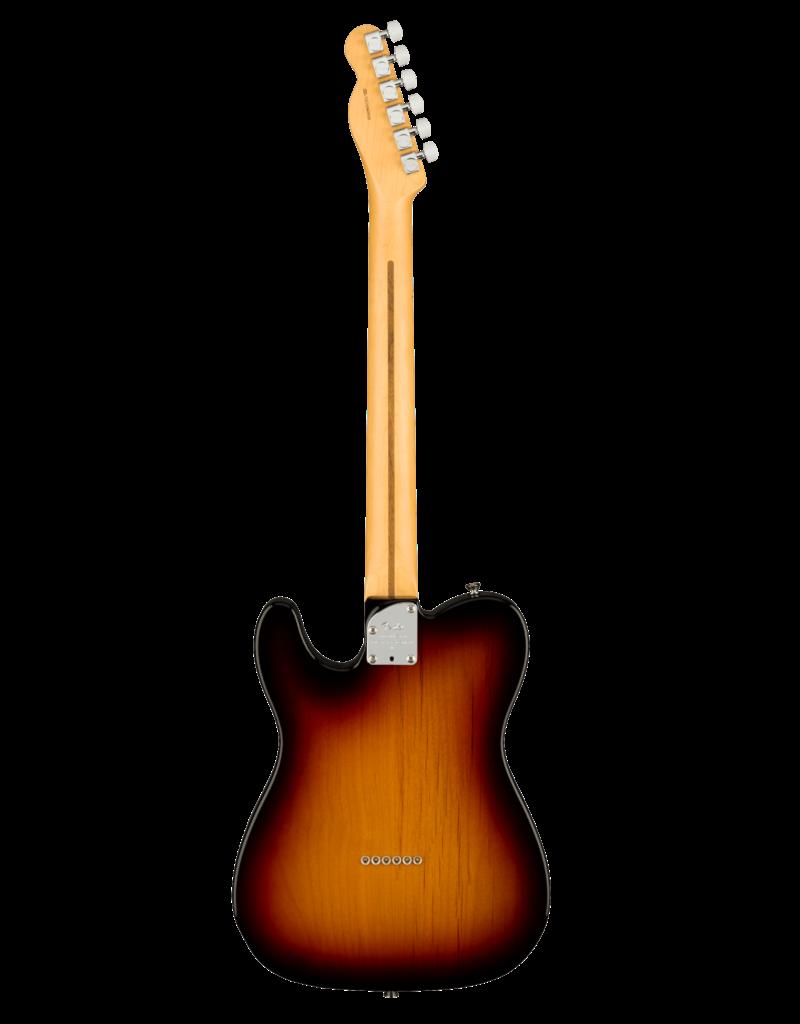 Fender Fender American Professional II Telecaster®, Maple Fingerboard, 3-Color Sunburst