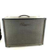"""Bugera Used Bugera 212V BK 2x12"""" Guitar Speaker Cabinet"""