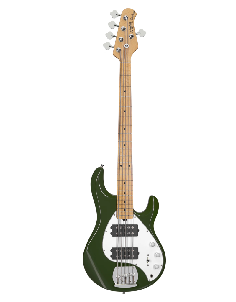 Sterling By Music Man Sterling by Music Man StingRay Ray5HH Olive