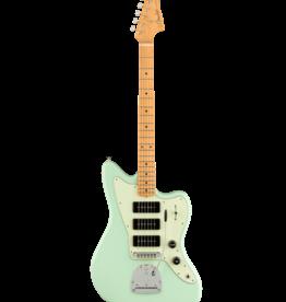 Fender Fender Noventa Jazzmaster®, Maple Fingerboard, Surf Green