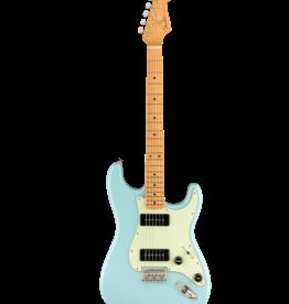 Fender Fender Noventa Stratocaster®, Maple Fingerboard, Daphne Blue