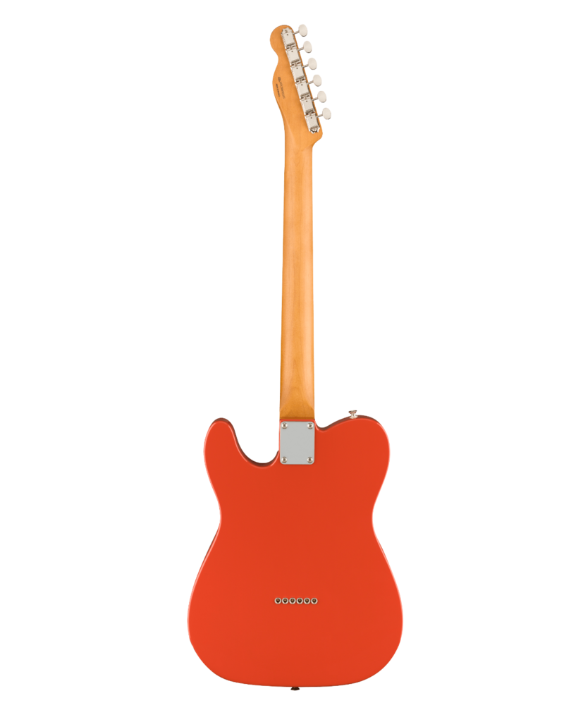 Fender Fender Noventa Telecaster®, Maple Fingerboard, Fiesta Red