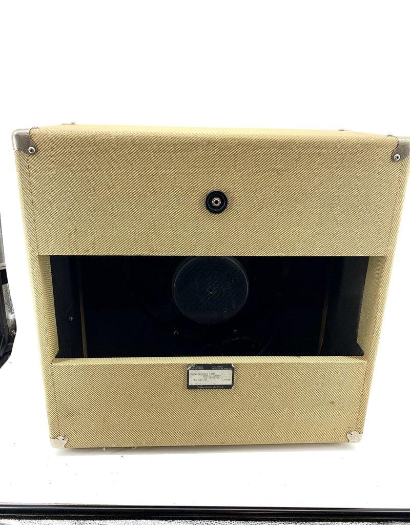 "Used Peavey 115 E 15"" Guitar Speaker Cabinet"