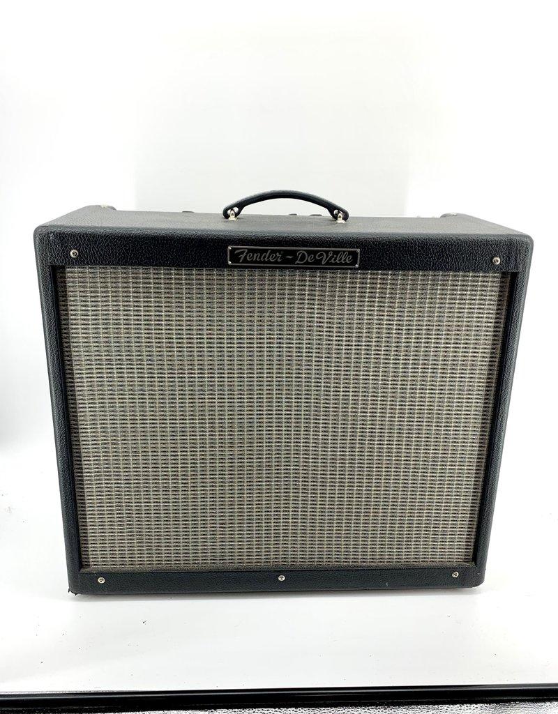 """Fender Used Fender Hot Rod Deville 2x12"""" 60 Watt Guitar Combo Amp, PojoFX Mod"""