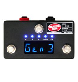 Disaster Area Designs Disaster Area Designs DMC-3XL Gen3 Compact MIDI Controller