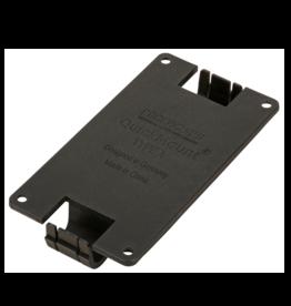 RockBoard RockBoard QuickMount Type A - Pedal Mounting Plate For Standard Single Pedals
