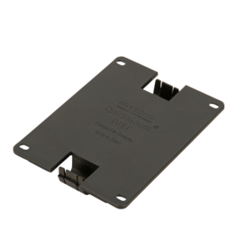 RockBoard RockBoard QuickMount Type C - Pedal Mounting Plate For Large Vertical Pedals