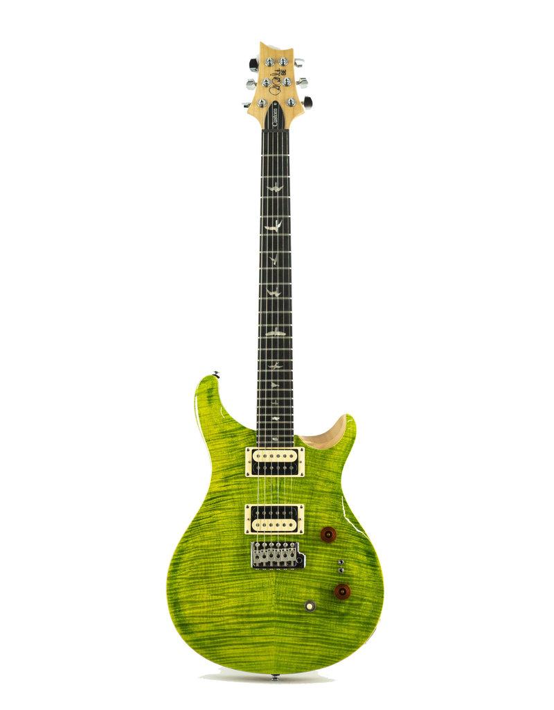 PRS Paul Reed Smith SE Custom 24-08 Eriza Verde