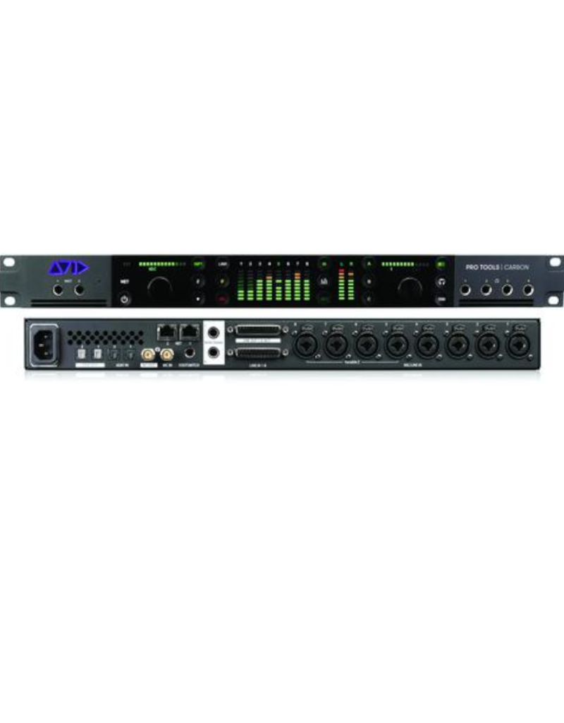 Pro Tools Carbon Hybrid Audio Production System