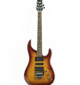 Used Dan Ransom Custom HSH Double Cut Electric Guitar