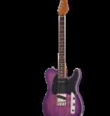 Schecter PT Special Purple Burst Pearl
