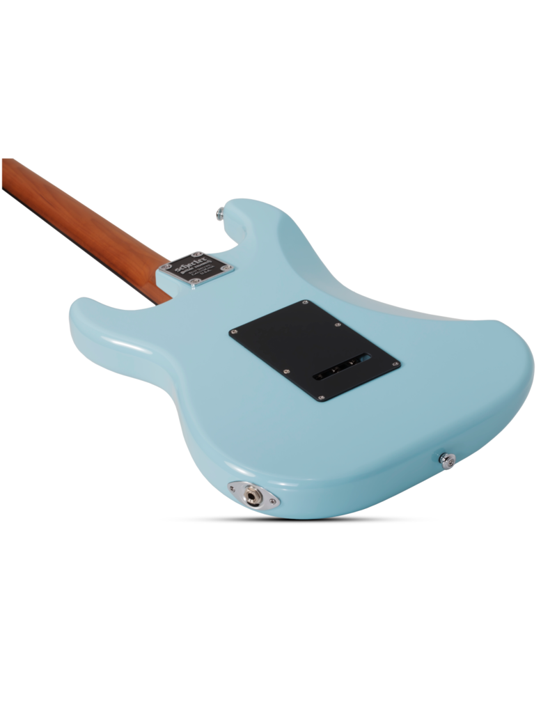 Schecter Nick Johnston Traditional H/S/S Atomic Frost