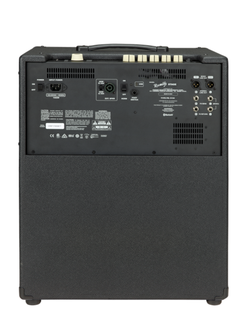 Fender Fender Rumble Stage 800 Bass Amplifier