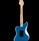 Squier Squier Affinity Series Jazzmaster, Laurel Fingerboard, Black Pickguard, Lake Placid Blue