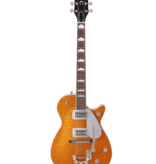 Gretsch Gretsch G6129T-89 Vintage Select '89 Sparkle Jet with Bigsby, Rosewood Fingerboard, Gold Sparkle