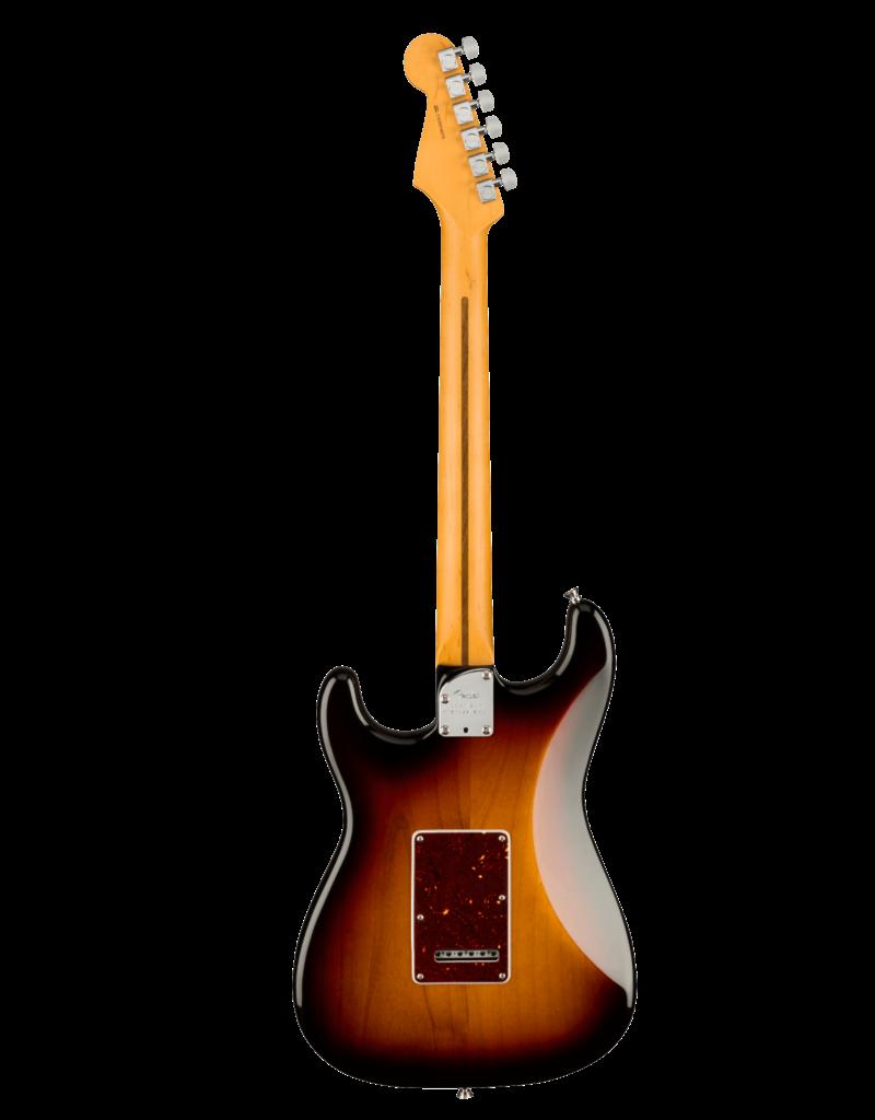 Fender Fender American Professional II Stratocaster, Rosewood Fingerboard, 3-Color Sunburst