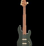 Charvel Charvel Pro-Mod San Dimas Bass JJ V, Caramelized Maple Fingerboard, Lambo Green Metallic