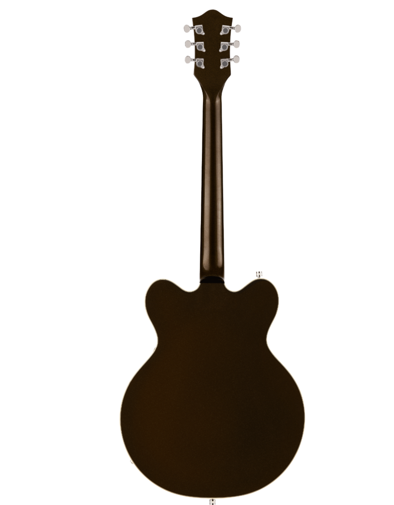 Gretsch Gretsch G5622 Electromatic Center Block Double-Cut with V-Stoptail, Laurel Fingerboard, Black Gold