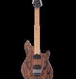 EVH EVH Wolfgang Standard Exotic Bocote, Baked Maple Fingerboard, Natural
