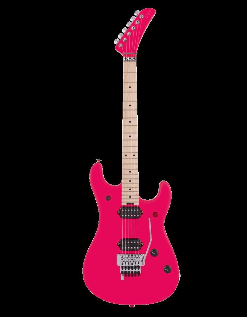 EVH EVH 5150 Series Standard, Maple Fingerboard, Neon Pink