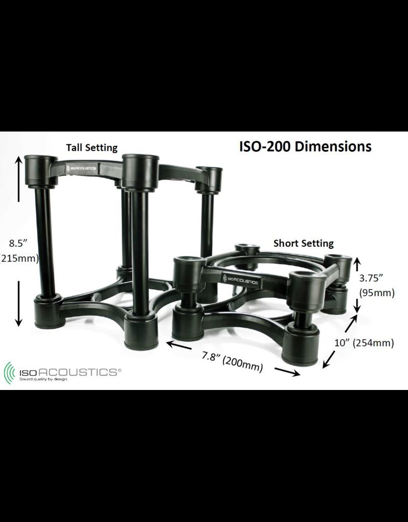 IsoAcoustics IsoAcoustics ISO-200 (Pair)