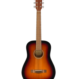 Fender Fender  FA-15 3/4 Scale Steel with Gig Bag, Walnut Fingerboard, Sunburst