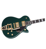 Gretsch Gretsch G6228TG Players Edition Jet BT with Bigsby and Gold Hardware, Ebony Fingerboard, Cadillac Green