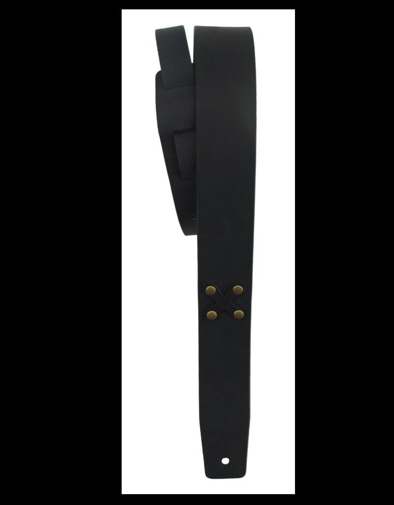 LM Products Tyr God of War Leather Strap Black VK-3 BK