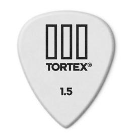 Dunlop Dunlop Tortex III 1.5mm