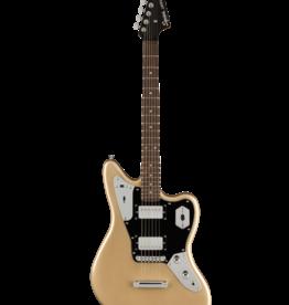 Squier Squier Contemporary Jaguar HH ST, Laurel Fingerboard, Black Pickguard, Shoreline Gold